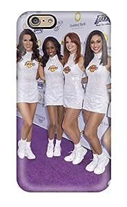 Hot Design Premium BtkdJDq3849FosPL Tpu Case Cover Iphone 6 Protection Case(los Angeles Lakers Cheerleader Nba)
