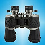 DIDIDD Double Telescope Telescope Binoculars 10X50 High-Definition Concert Tour Outdoor Glimmer Night Vision,A