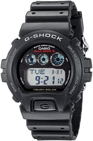 Casio Men s G-Shock GW6900-1 Tough Solar Sport Watch