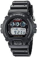 Casio Men's G-Shock GW6900-1 Tough Solar Black Resin Sport Watch