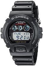 Casio G-Shock GW6900-1 Men's Tough Solar Black Resin Sport Watch