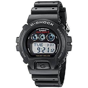 51WYe0C0%2BqL. SS300  - G-Shock GW6900-1 Men's Tough Solar Black Resin Sport Watch