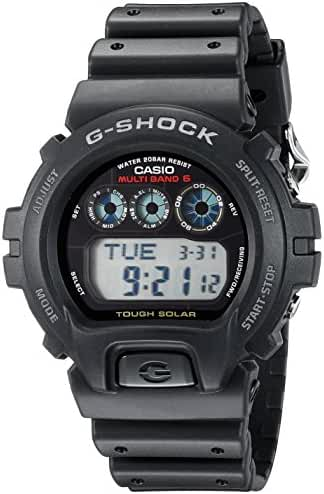 G-Shock GW6900-1 Men's Tough Solar Black Resin Sport Watch