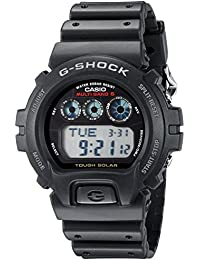 Men's G-Shock GW6900-1 Tough Solar Black Resin Sport Watch
