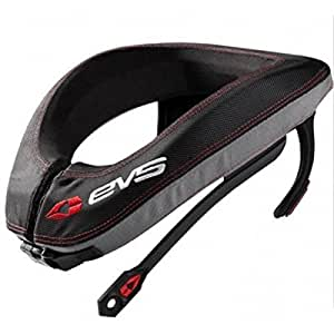 EVS RC3 Adult Race Collar Motocross/Off-Road/Dirt Bike Motorcycle Body Armor - Black / One Size