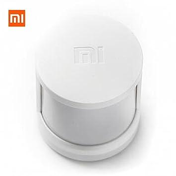 Sensor de Alarma Movimiento Cuerpo Humano Inteligente LED ...
