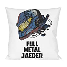 Full Metal Jaeger Pillow