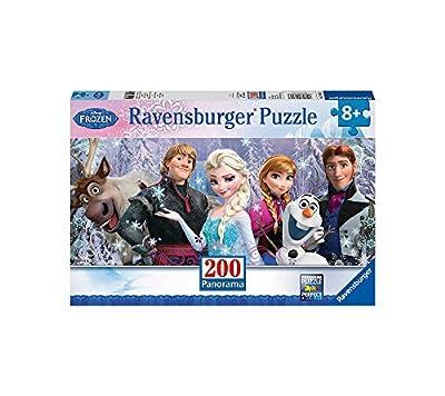 Ravensburger Disney Frozen Panoramic 200 Piece Puzzle