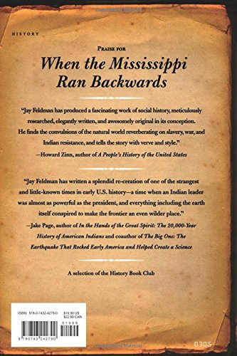 When the Mississippi Ran Backwards: Empire, Intrigue, Murder, and ...