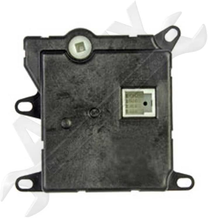 Replaces XF1Z-19E616-CA, XF1H19E616CA APDTY 715317 HVAC Air Door Actuator w//Standard or Manual Temperature Control
