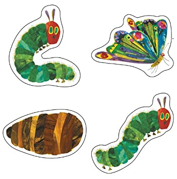 Amazoncom The Very Hungry Caterpillar 45th Anniversary Cut Outs