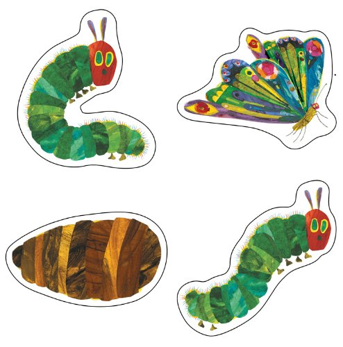 Very Hungry Caterpillar Cut-Outs