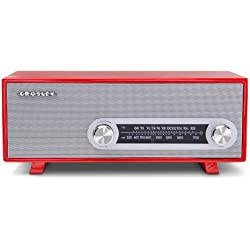 Ranchero Radio Color: Red