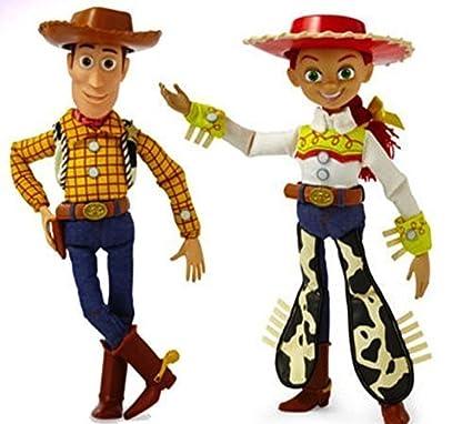 97+ Fotomontagem Woody Jessie Toy Story Pixiz. Amazon Com Disney Toy ... fbd12a065d5