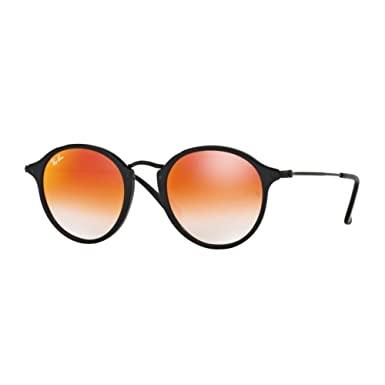 caa12e6028762 Amazon.com  Ray-Ban Men s Acetate Man Sunglass Round