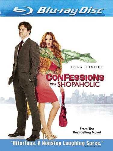 Confessions Of A Shopaholic [Blu-ray] -  Rated PG, P. J. Hogan