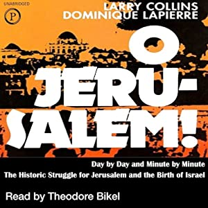 O Jerusalem Audiobook