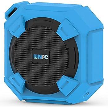 Amazon.com: Amuoc Bluetooth Speakers, Portable IP65