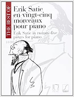 Book Best of Eric Satie (25 pièces) - Piano
