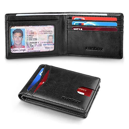 RUNBOX Slim Wallets for