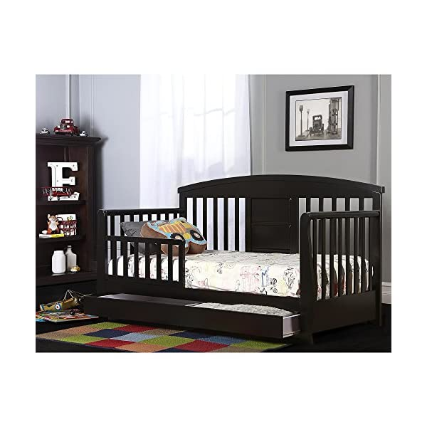 Dream On Me Deluxe Toddler Day Bed 4