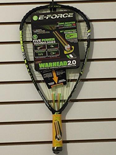 E-Force 2015 Warhead 2.0 Racquetball Schläger von E Force