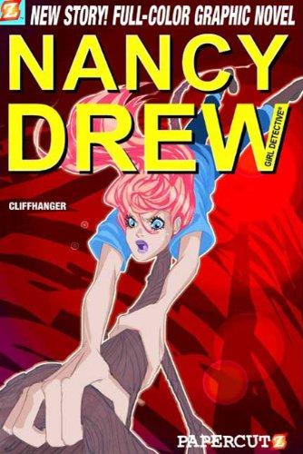 Read Online Nancy Drew #19: Cliffhanger (Nancy Drew Graphic Novels: Girl Detective) pdf