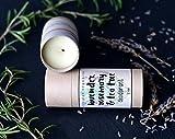 Lavender, Rosemary & Tea Tree Deodorant - Organic Deodorant