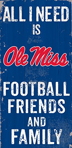 Fan Creations NCAA Ole Miss Rebels 6