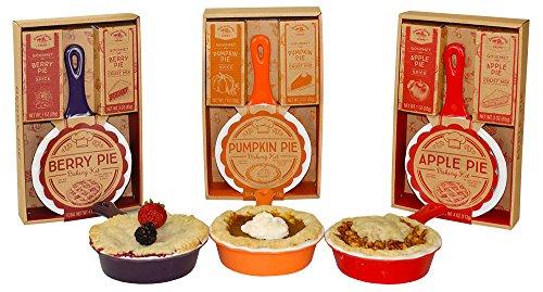 Apple-Berry-Pumpkin-Pie-Gift-Sets-By-Modern-Gourmet-Foods-Mini-Ceramic-Pie-Dish-Pie-Crust-Mix-Pie-Filling