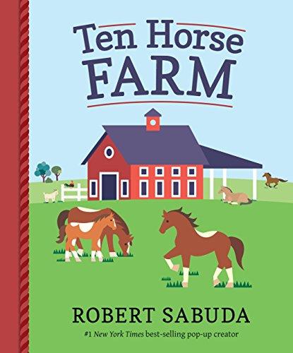 Ten Horse Farm (Kids Horse Prancing)