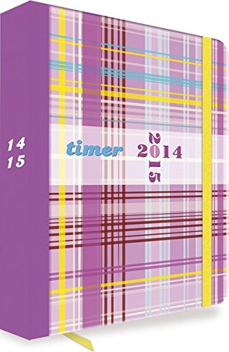 Schülerkalender Day by Day Pattern 2014 2015