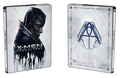 X-Men: Apocalypse Limited Edition Steelbook (Blu-ray + DVD + Digital HD, Includes Digital Copy)