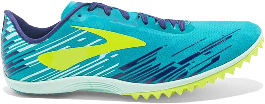 Brooks Mach 18 Zapatilla Running De Clavos Less Womens Track Zapatillas: Amazon.es: Zapatos y complementos