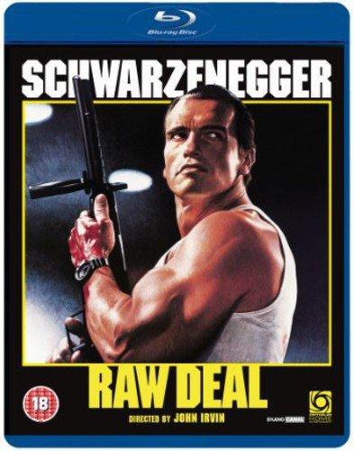 Blu-ray : Raw Deal (Blu-ray)