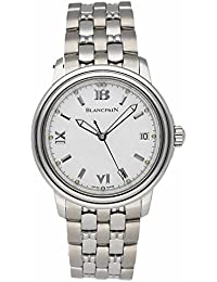 Leman automatic-self-wind mens Watch 2100-1127-11 (Certified Pre-owned)
