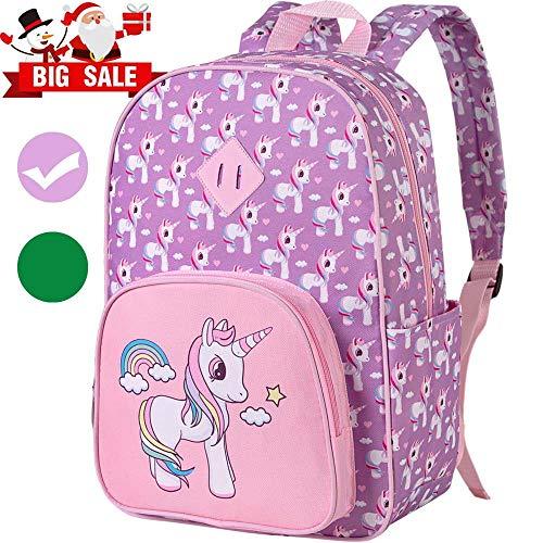 Preschool Backpack Unicorn Toddler School product image
