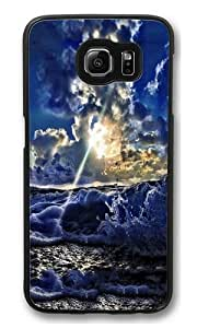 A brighter future PC Case Cover for Samsung S6 and Samsung Galaxy S6 Black