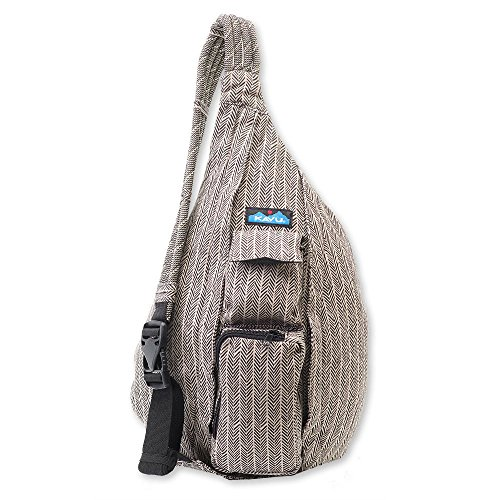 KAVU Women's Rope Bag Outdoor Backpacks, One Size, Chevron Shower
