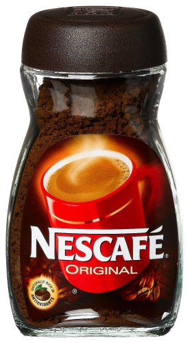 Nescafe Ready-made Coffee, Original (Kosher for Passover), 3.5 Ounce (Pack of 6)