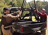 Polaris Ranger Crew 900 2016 Sporting Clays UTV Gun Rack for Your Cargo Bed