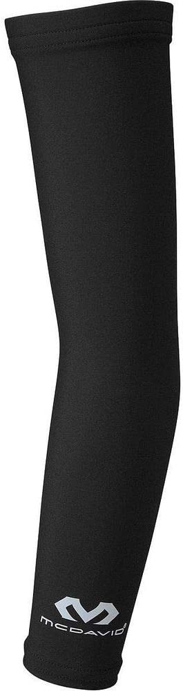 Basketball McDavid Compression Arm Sleeves with Cooling Technology for Running