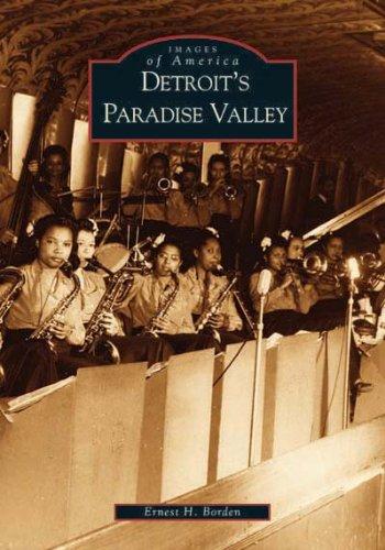 Detroit's Paradise Valley (MI) (Images  of  - Park Ks Oak