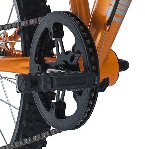 "51WYrr8CWmL - Diamondback Bicycles Cobra 20 Youth 20"" Wheel Mountain Bike, Orange"