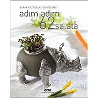 Adım Adım 62 Salata (Ciltli)