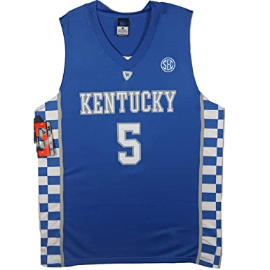 half off 60f29 5fa5a Amazon.com: Kentucky Collegiate #5 Men's Retro Embroidery ...