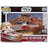 Star Wars Luke Skywalker with Speeder PoP! Figure Smuggler's Bounty Exclusive #175