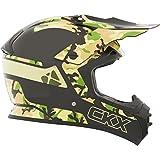 Troop CKX TX228 Off-Road Helmet Part# FS-603