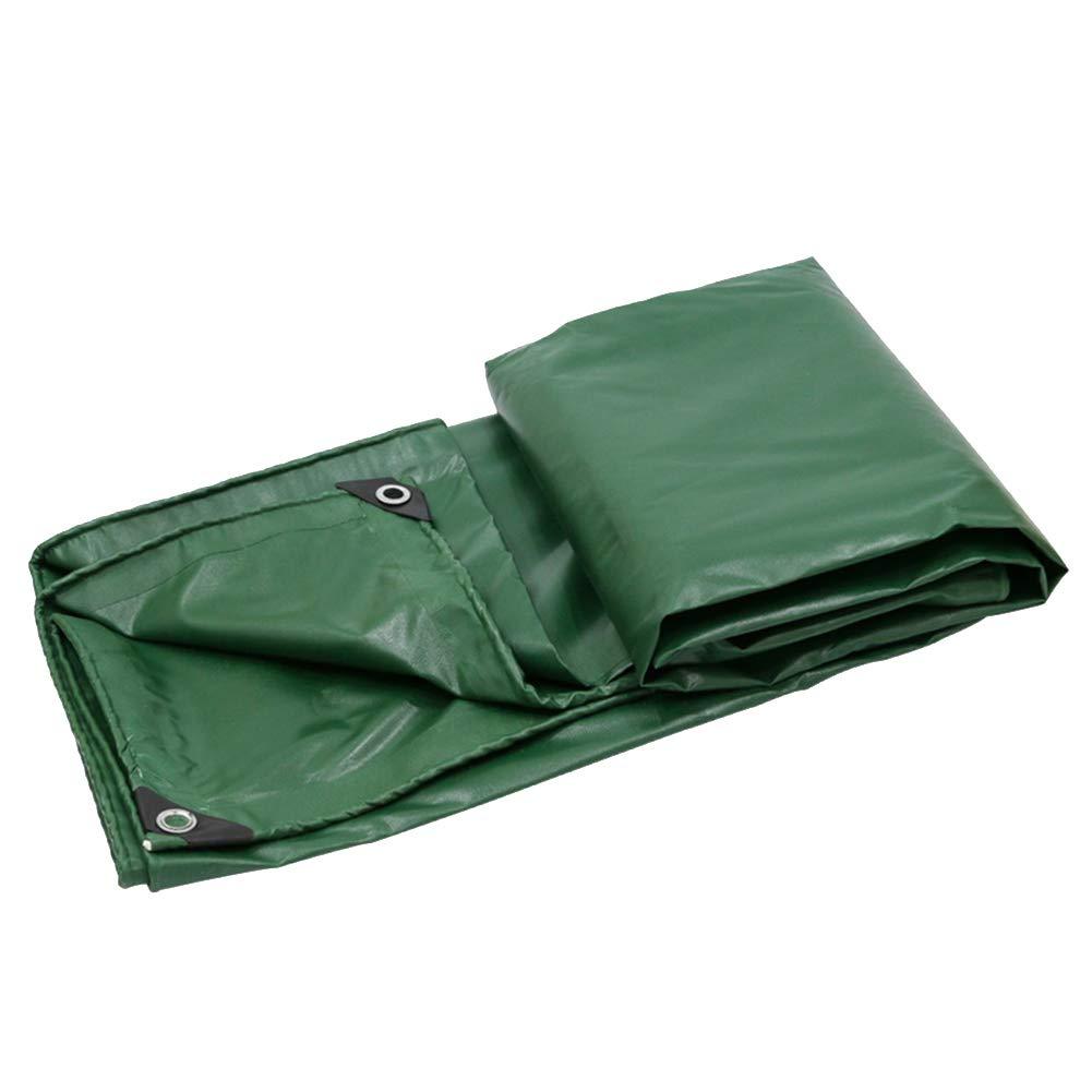 Vele Parasole Rete Ombreggiante Tarpaulin Frangisole di Ombra Sunblock Panno Sunblock di Ombreggiatura UV per Ombra Impermeabile Addensare All'aperto (colore   Army verde, Dimensioni   2  2m)