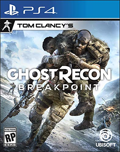 Price comparison product image Tom Clancy's Ghost Recon Breakpoint - PlayStation 4